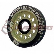 3racing (#3RAC-3PY/33) Aluminum Diff. Pulley Gear T33