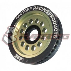 3racing (#3RAC-3PY/36) Aluminum Diff. Pulley Gear T36