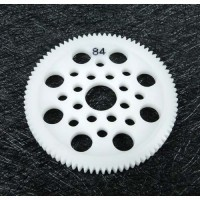3racing (#3RAC-SG4884) 48 Pitch Spur Gear 84T