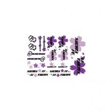 3racing (#3RAD-SK08) 3racing Sticker - Sakura FF