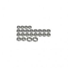3racing (#BS-MRC/V1) Ball Bearing Set For Team Losi Mini-Rock Crawler