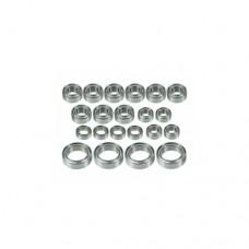3racing (#BS-SAKD3/V1) Ball Bearing Set For Sakura D3