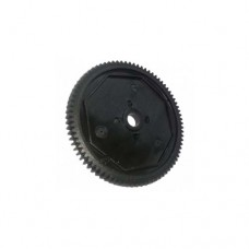 3racing (#CAC-114) 48 Pitch Spur Gear 80T For 3racing Cactus