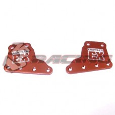 3racing (#CRA-106) Gear Box Plate For Crawler EX