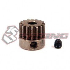 3racing (#CRA-117) Pinion Gear 16T For Crawler EX