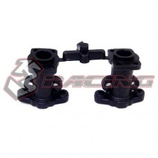 3racing (#CRA-126) Axle Wall Tubing 27mm For Crawler EX