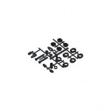 3racing (#F109-01) Plastic Parts Part A For F109