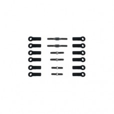 3racing (#GT-10) Turnbuckle Set For GT-01