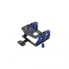 3racing (#KZ-06/V2/WO) AL Motor Mount W/ Graphite Plate Ver. 2 For Mini-Z MR-02 RM(wheel base90mm,94mm&98mm)