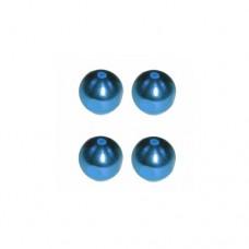 3racing (#M4WD-04/LB) 6mm Damper Ball (light blue)