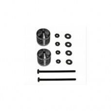 3racing (#M4WD-05/BK) Damper Weight 9.4g(black)