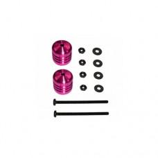 3racing (#M4WD-05/PK) Damper Weight 9.4g(Pink)