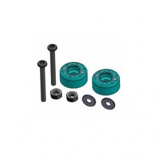3racing (#M4WD-06/LB) Cylindrical Weight 4.3g(Light Blue)