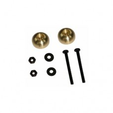 3racing (#M4WD-07/GO) Bowl Weight 3.5g(Gold)