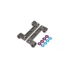3racing (#MRX4-20/TI) Front Upper Suspension Mount For MRX-4