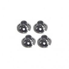 3racing (#RE-001/TI) Spring Bottom Cap For Revo - Titanium