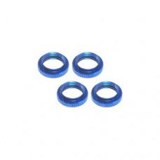 3racing (#RE-002/B) Damper Ring For Revo - Blue
