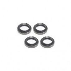 3racing (#RE-002/T) Damper Ring For Revo - Titanium