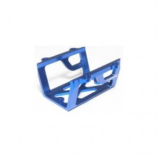 3racing (#RE-017/BU) Center Gear Box Protect Case For Revo - Blue