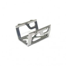 3racing (#RE-017/T) Center Gear Box Protect Case For Revo - Titanium