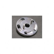 3racing (#RE-026/S) Light Weight Cooling Fly Wheel For Revo - Silver