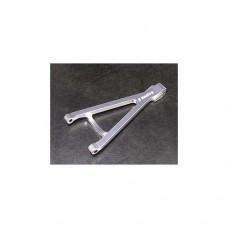 3racing (#RE-040/S) Rear Lower Suspension Arm For Revo - Silver