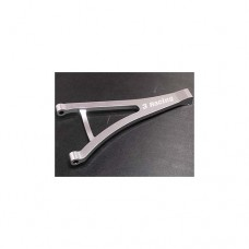 3racing (#RE-042A/S) Front Lower Suspension Arm (R) For Revo - Silver