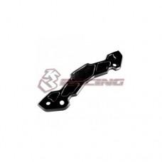 3racing (#TT02-04) Aluminum Upper Bumper for TT-02