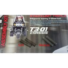 Toyscube (#FrontFork-T301) Dancing Rider T3-01 Front Fork Spring Tamiya 57405 FREE SHIPPING