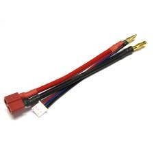 Connector Plug 2mm 4mm pin T Plug and XH2.5 2S plug