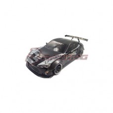 3racing (#KIT-D4AWDT86) 3Racing Sakura D4 1/10 Drift Car(AWD) & TOYOTA 86 GReddy model set