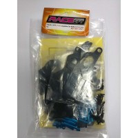RO #RO-T301-CKV1 Dancing Rider T3-01 Graphite Conversion Kit Tamiya 57405 T301 FREE SHIPPING