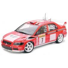 Tamiya (#24257) LANCER EVO.VII WRC