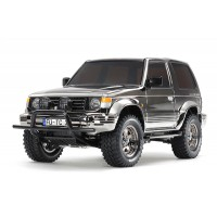 Tamiya (#47375) RC Pajero Metaltop Wide - CC01 Black Metallic FREE SHIPPING