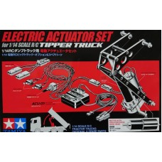 Tamiya (#56545) RC Electric Actuator Set - 1/14 Scale Tipper Truck FREE SHIPPING